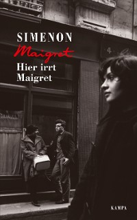 Cover Hier irrt Maigret