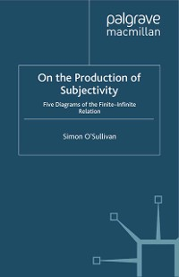 Cover On the Production of Subjectivity