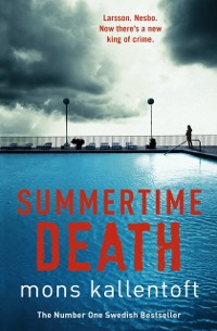 Cover Summertime Death