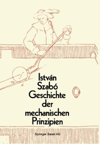Cover Geschichte der mechanischen Prinzipien