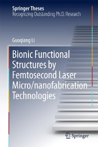 Cover Bionic Functional Structures by Femtosecond Laser Micro/nanofabrication Technologies