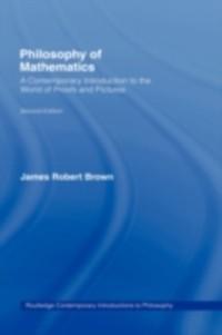 Cover Philosophy of Mathematics