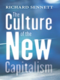 Cover The Culture of the New Capitalism