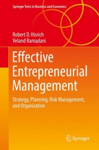 Cover Effective Entrepreneurial Management