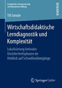 Cover Wirtschaftsdidaktische Lerndiagnostik und Komplexität