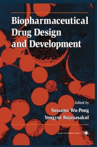 Cover Biopharmaceutical Drug Design and Development