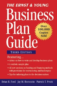 Cover The Ernst & Young Business Plan Guide