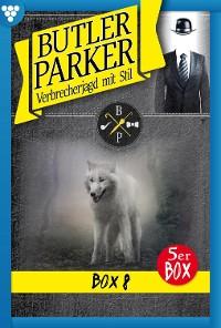 Cover Butler Parker Jubiläumsbox 8 - Kriminalroman