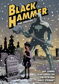 Cover Black Hammer. Band 2