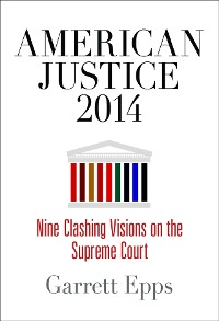 Cover American Justice 2014