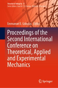 Cover Proceedings of the Second International Conference on Theoretical, Applied and Experimental Mechanics