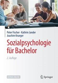 Cover Sozialpsychologie fur Bachelor