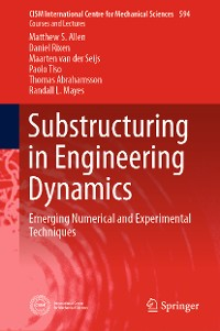 Cover Substructuring in Engineering Dynamics