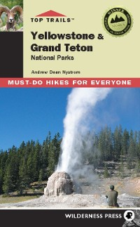 Cover Top Trails: Yellowstone and Grand Teton