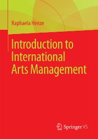 Cover Introduction to International Arts Management