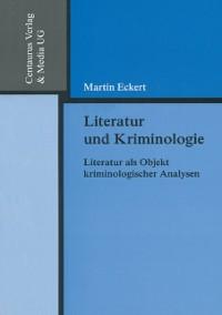 Cover Literatur und Kriminologie