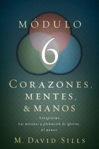 Cover Corazones, mentes y manos, modulo 6