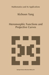 Cover Meromorphic Functions and Projective Curves