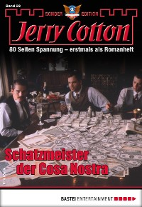 Cover Jerry Cotton Sonder-Edition 92 - Krimi-Serie