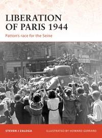 Cover Liberation of Paris 1944