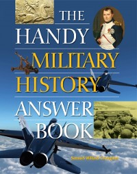 Cover Handy Military History Answer Book