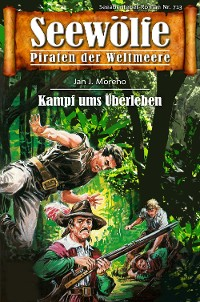 Cover Seewölfe - Piraten der Weltmeere 713