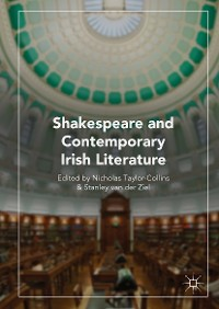 Cover Shakespeare and Contemporary Irish Literature
