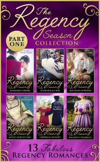 Cover Regency Season Collection: Part One (Mills & Boon e-Book Collections)