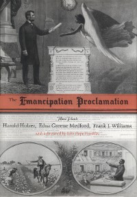 Cover The Emancipation Proclamation