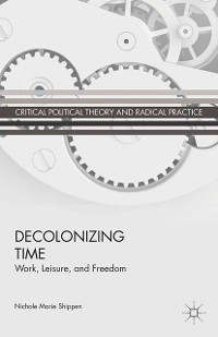 Cover Decolonizing Time