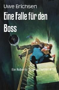 Cover Eine Falle für den Boss