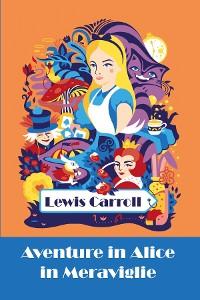 Cover Aventure in Alice in Meraviglie