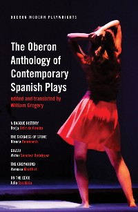 Cover The Oberon Anthology of Contemporary Spanish Plays