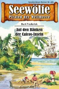 Cover Seewölfe - Piraten der Weltmeere 489