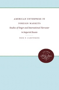 Cover American Enterprise in Foreign Markets