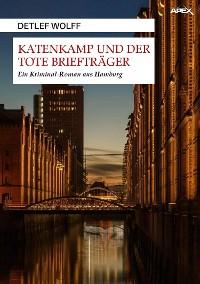 Cover KATENKAMP UND DER TOTE BRIEFTRÄGER