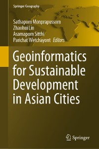 Cover Geoinformatics for Sustainable Development in Asian Cities