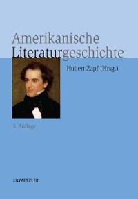 Cover Amerikanische Literaturgeschichte