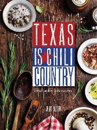 Cover Texas Is Chili Country