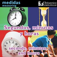 Cover Segundos, minutos y horas (Seconds, Minutes, and Hours