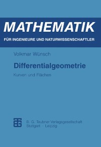 Cover Differentialgeometrie