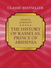 Cover The History of Rasselas, Prince of Abissinia