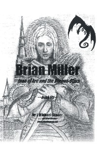 Cover Brian Miller: Joan of Arc and the Dragon-Stars