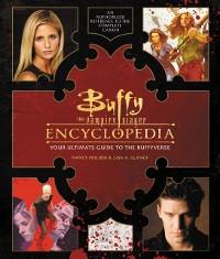 Cover Buffy the Vampire Slayer Encyclopedia
