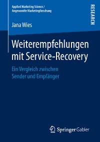 Cover Weiterempfehlungen mit Service-Recovery