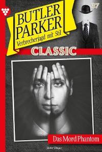 Cover Butler Parker Classic 37 – Kriminalroman