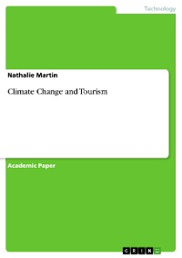 Cover Climate Change and Tourism