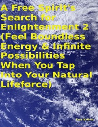 Cover Free Spirit's Search for Enlightenment 2:   (Feel Boundless Energy & Infinite Possibilities When You Tap Into Your Natural Lifeforce)