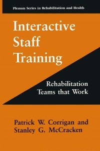 Cover Interactive Staff Training