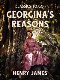 Cover Georgina's Reasons